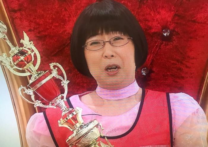阿佐ヶ谷姉妹の妹・美穂さん